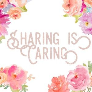 ❤️Sharing is Caring❤️